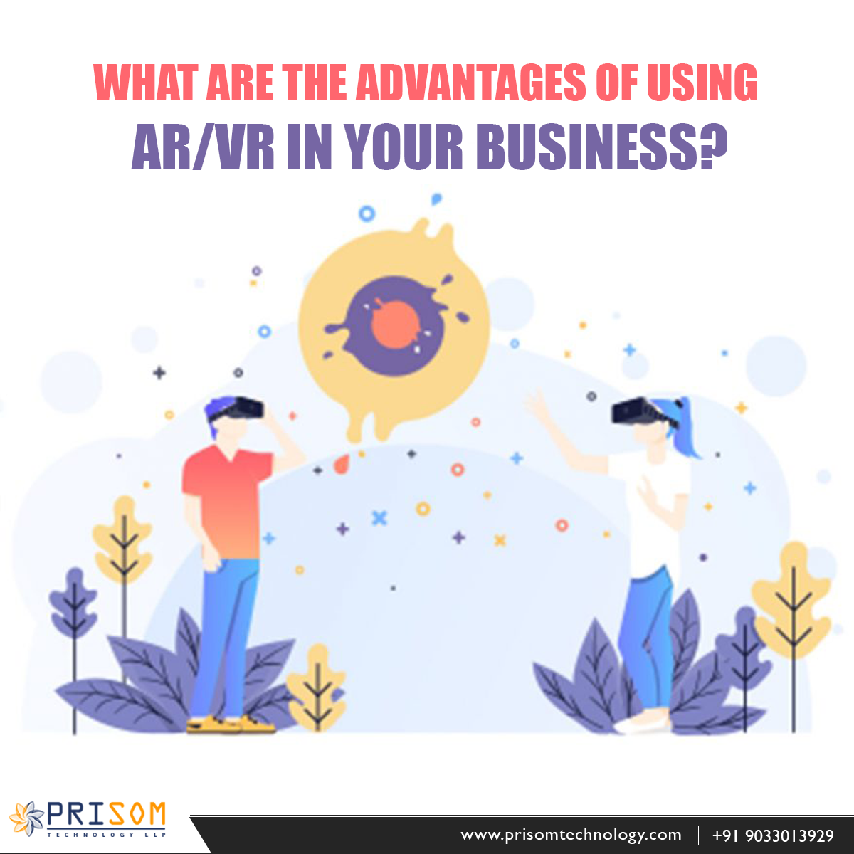AR/VR in Business