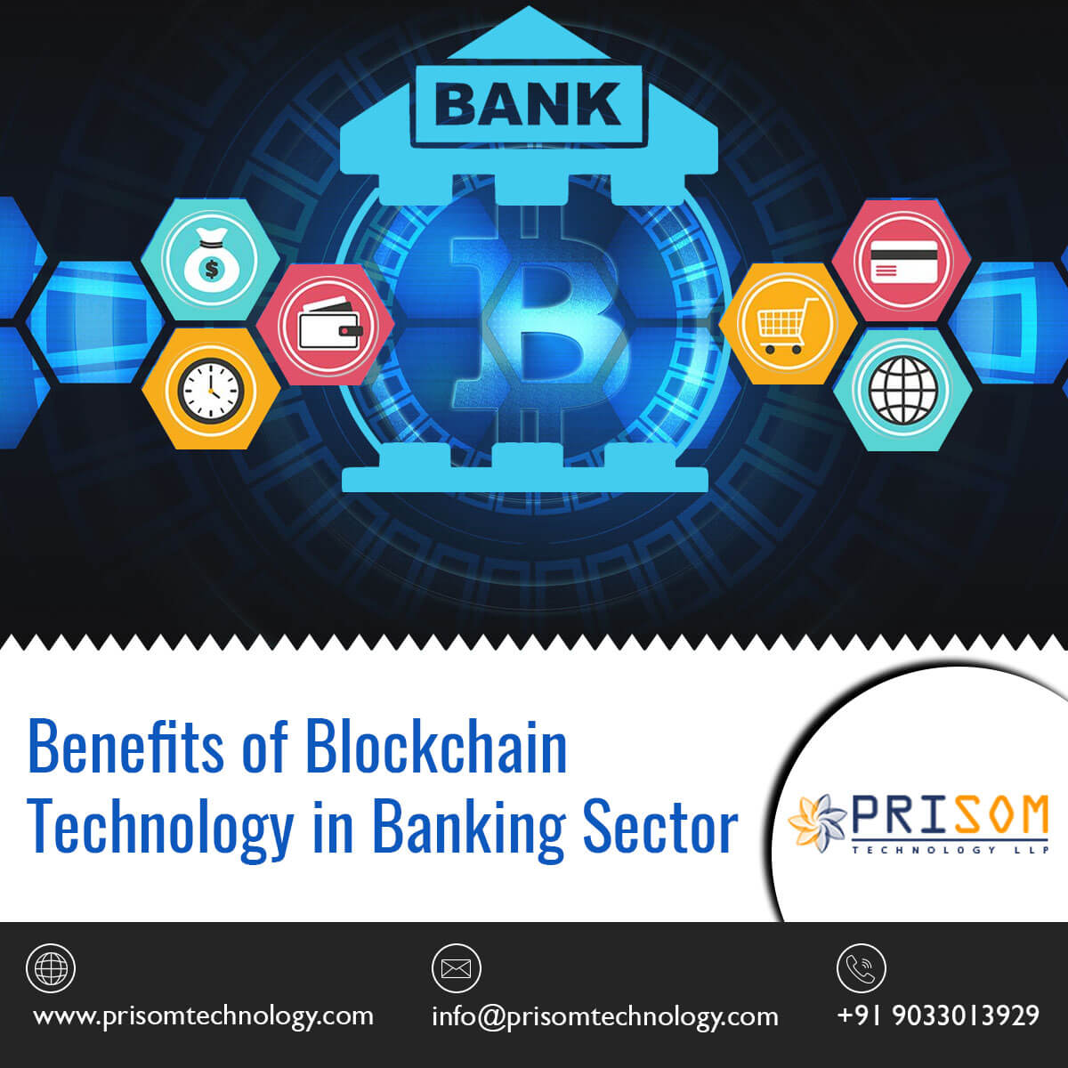 Benefits of Blockchain Technology in Banking Sector