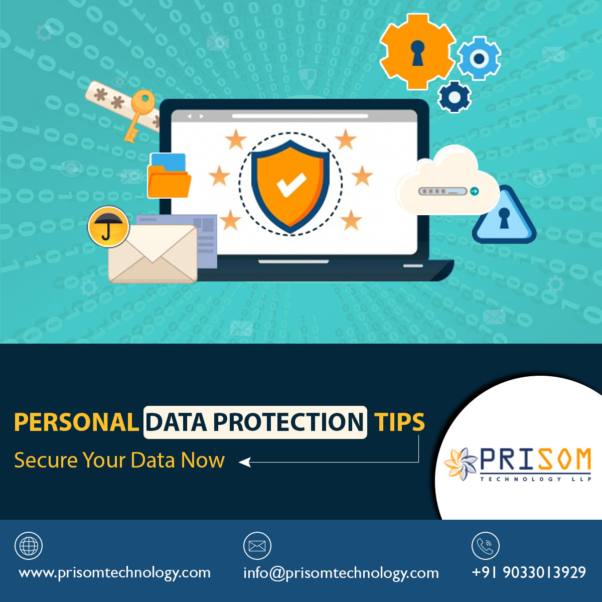 Personal Data Protection Tips – Secure Your Data Now