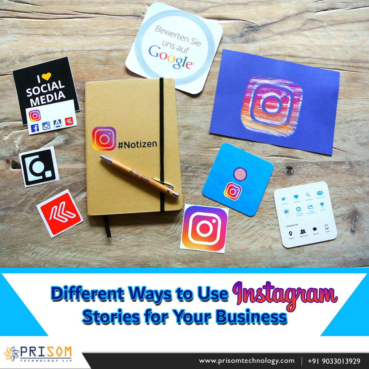 Different Ways to Use Instagram Stories for Your Business