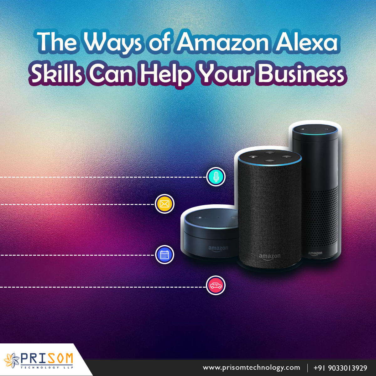 The Ways of Amazon Alexa Skills Can Help Your Business