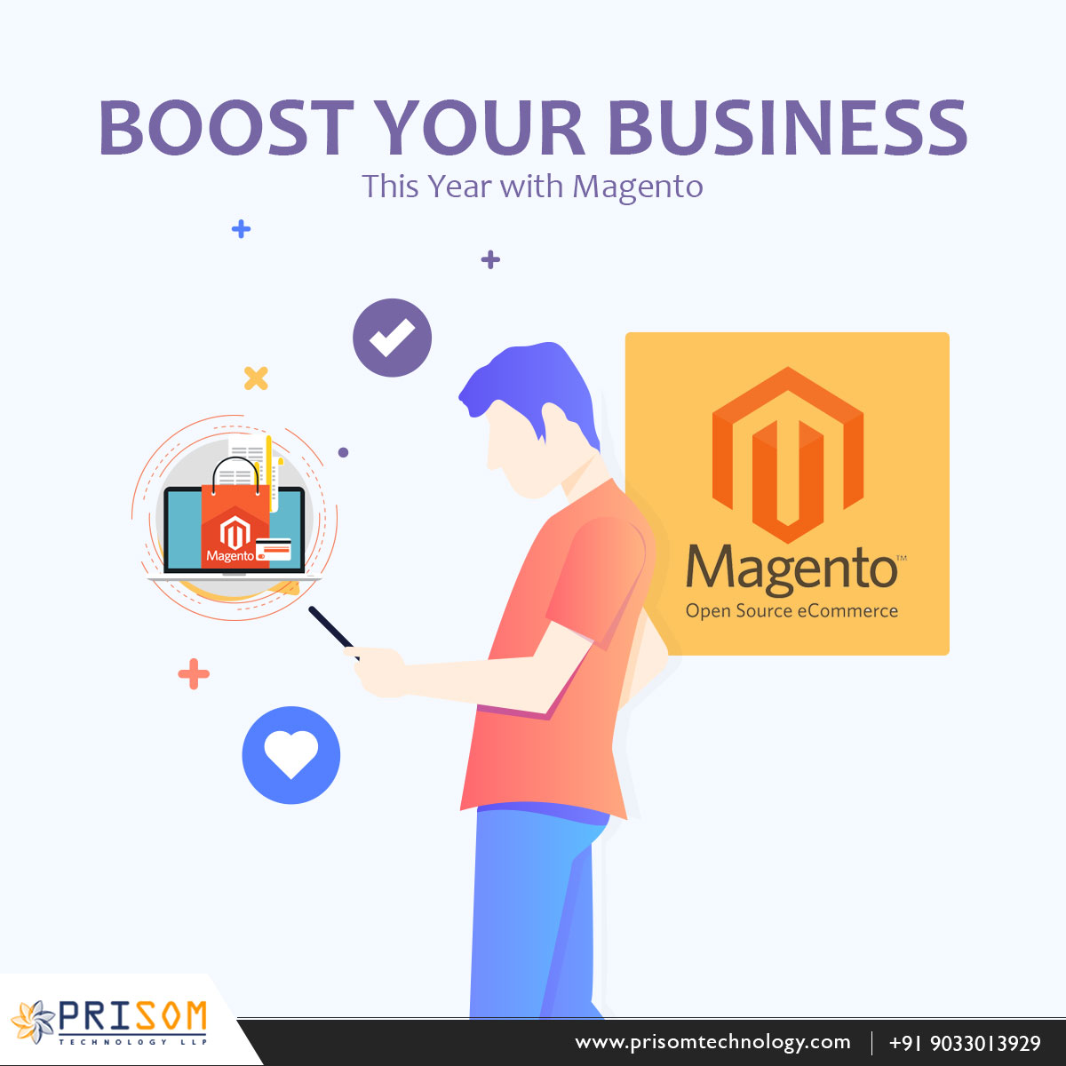 Business With Magento