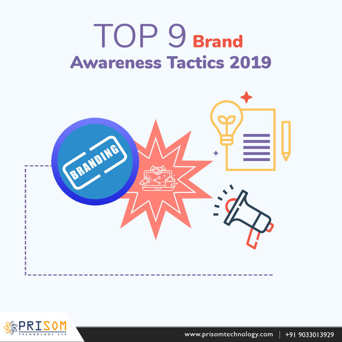 Top 9 Brand Awareness Tactics 2019
