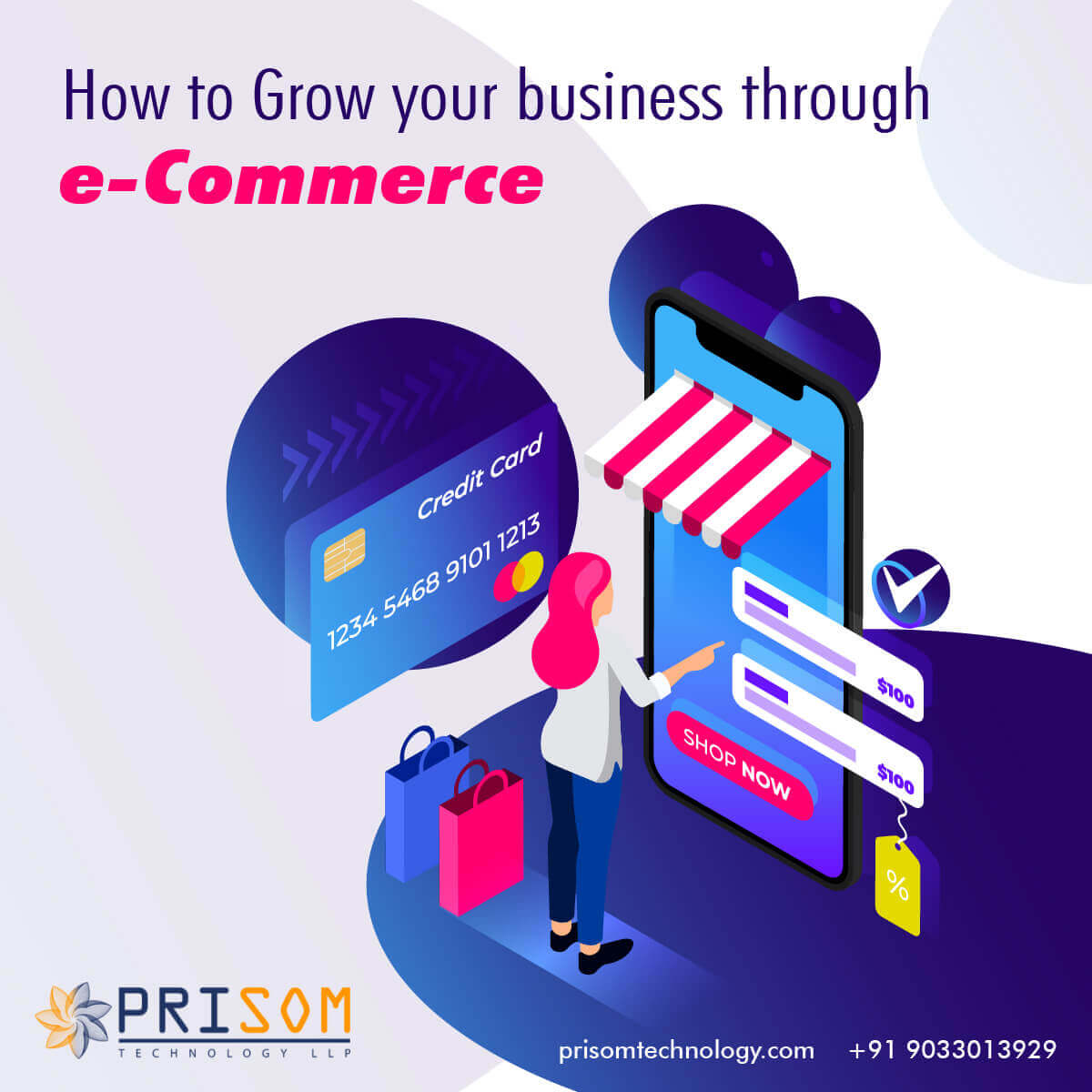 How to Grow Your Business Through E-Commerce